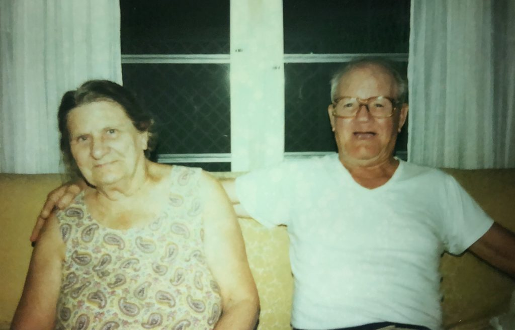 Gramma and Grampa 1979