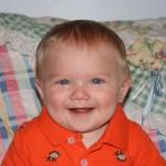 Cai - A Very Happy Baby